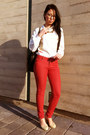Off-white-princess-heels-red-skinny-only-jeans