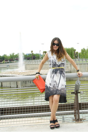 black ray-ban sunglasses - heather gray asimétrico el corte ingles dress