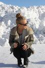 Gray-zara-coat-black-rayban-sunglasses-gray-gina-tricot-top-gray-gina-tric