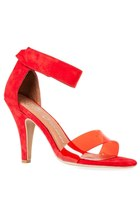 Jeffrey Campbell Hough in Red