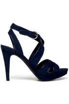 ZARA STRAPPY SANDALS WITH PIPPING