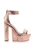 Jeffrey Campbell Medina - Rose Gold