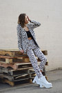 White-platform-oz-boots-neutral-leopard-print-joes-jeans-jacket