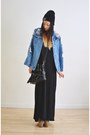 Gray-tank-rag-and-bone-dress-sky-blue-choies-jacket