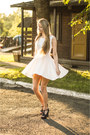 White-cotton-eyeboxs-dress-black-oasap-bag-lovelywholesale-sandals