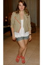 J-crew-jacket-madewell-shorts-forever21-top-dolce-vita-wedges