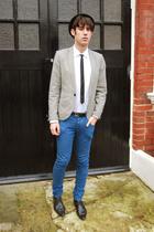 Topshop blazer - Topshop jeans