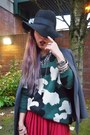 Dark-green-camo-sheinsidecom-sweater-black-free-people-hat