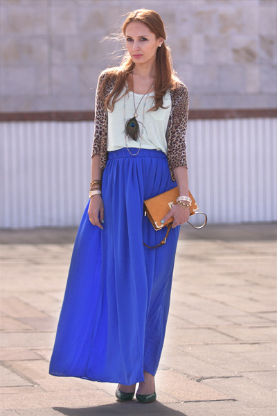 8 best images about Chic Hijappie - Maxi Skirt on Pinterest ...