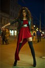 Ruby-red-mullet-chitopia-redeem-dress-black-leather-h-m-jacket