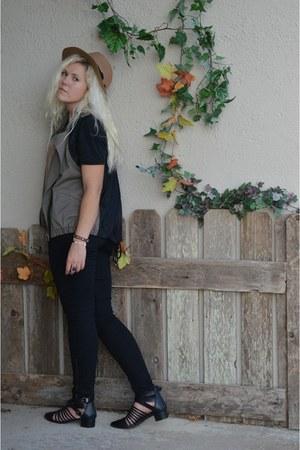 black jeans Target jeans