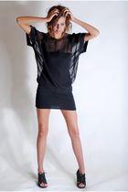 black gyuranetsycom Gyuran blouse