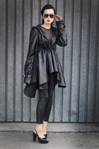 black choiescom coat