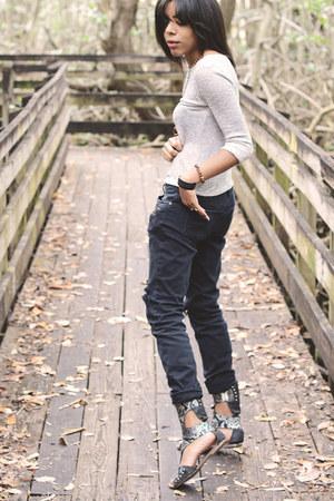 asos pants - GoJane sandals