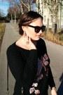 Black-monsoon-sweater-black-faux-leather-tezenis-pants