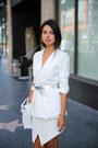 White-cameo-blazer-white-loeffler-randall-bag-white-cameo-skirt