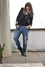Black-zara-blazer-black-h-m-t-shirt-black-take-two-jeans-black-zara-boots-