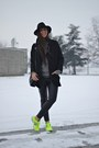 Black-zara-coat-black-h-m-hat-black-zara-bag-black-h-m-pants