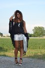 White-zara-bag-white-h-m-shorts-white-h-m-necklace-black-forever-21-wedges