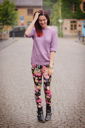 bubble gum leggings
