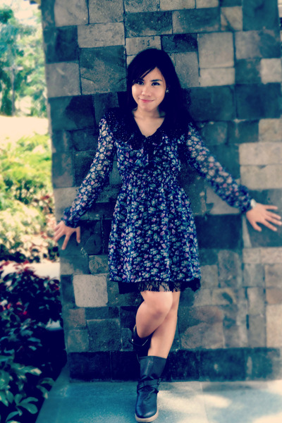 boots - dress