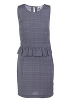 Brunelle Peplum Dress