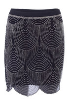 Saphrina Scallop Skirt