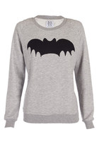 Bat Heather Sweatshirt