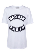 Bad Ass Paris Tee