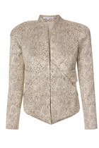 Reptile Brocade Jacket