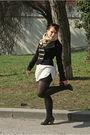 Black-h-m-jacket-white-h-m-shirt-black-zara-shoes