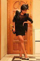 black Zara - black Accessorize accessories - black Accessorize - black asoscom -