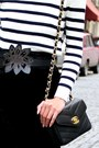 Black-turban-hat-white-topshop-sweater-black-chanel-bag-black-velvet-maxi-