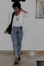 Topshop - Mango - vintage ebay - Zara - Sasha fabiani - Accessorize