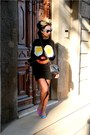 Heather-gray-kenzo-coat-black-breakfast-topshop-sweater-black-chanel-bag