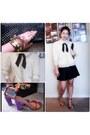 Forever21-top-forever-21-cardigan-asos-pumps-target-bracelet