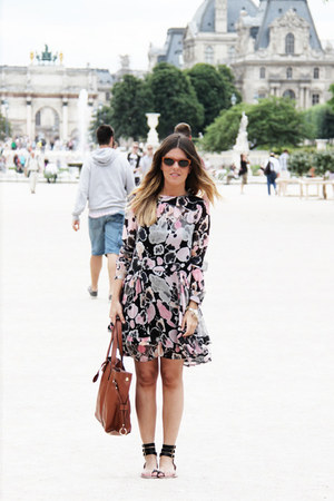See by Chloe dress - hope 1967 bag - Pertini sandals