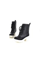 Candy Shop Boots  - Black