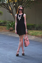 Michael Kors watch - Aldo shoes - Factorie dress - Forever New bag