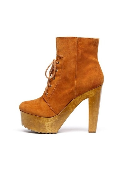 camel Madison Harding boots