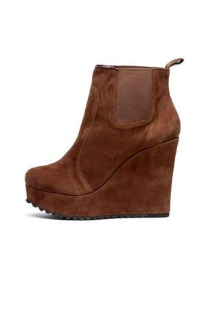 brown Madison Harding boots