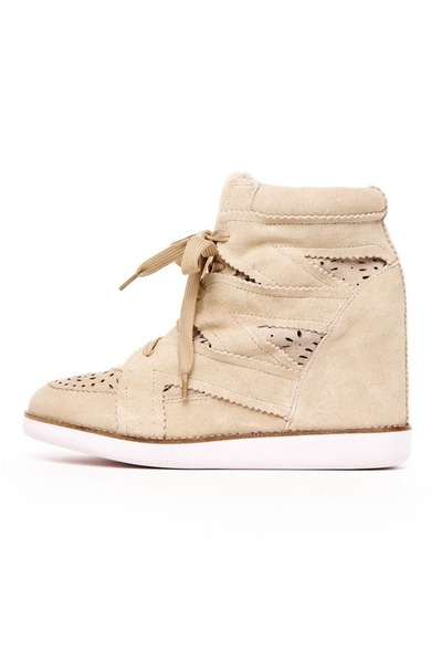 sneaker wedge Jeffrey Campbell sneakers