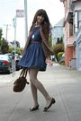 Vintage-cardigan-vintage-dress-anthropologie-purse-hand-me-downs-shoes-t