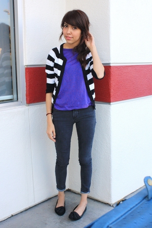 Silence  Noise shirt - Forever21 sweater - BDG jeans - shoes