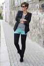 Sheinside-blazer-stripes-h-m-shirt-crochet-chicwish-shorts