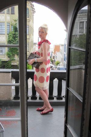 Louis Vuitton bag - Michael Kors shoes - Phillip Lim dress