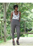 black ann taylor pants