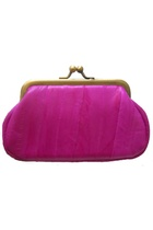 Makki NEW - Electric Antique clutch bag - Hot Pink