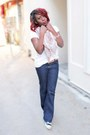 Blue-flared-jeans-dorothy-perkins-jeans-h-m-scarf-converse-converse-sneakers