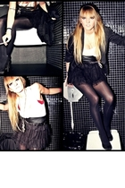 black BLANCO skirt - black pull&bear blazer - white Pimkie t-shirt - black olive
